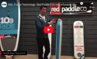 A guide to inflatable stand up paddle board construction