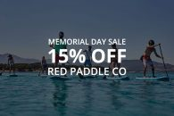 Red Paddle Co inflatable paddle boards on sale